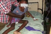 6-year-old boy's anus ruptured after sodomy