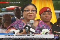 'Save lives' – First Lady concerned about unprofessionalism at health facilities