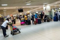 Gov't blocks two GFA officials from flying to Russia