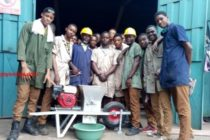 Kumasi: NVTI students develop 'mobile cassava grater'