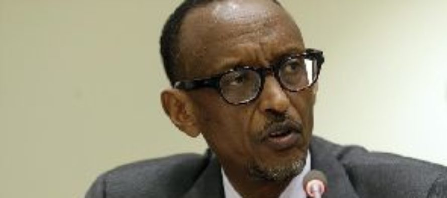 Rwanda opposes early release of genocide 'mastermind'