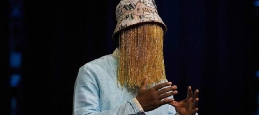 Corruption has held back African football – Anas Aremeyaw Anas