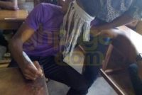 Student dressed like Anas Aremeyaw prevented from writing exam