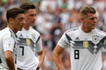 Holders Germany stunned by Mexico
