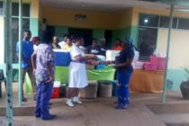 Queen Mother of Gborxome celebrates birthday with patients of Hohoe Municipal Hospital