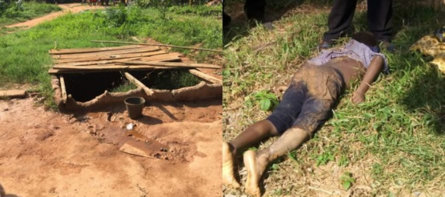 7-yr-old orphan drowns after falling into well