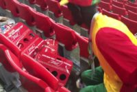 Senegal, Japan fans praised for cleaning up stadium after World Cup match