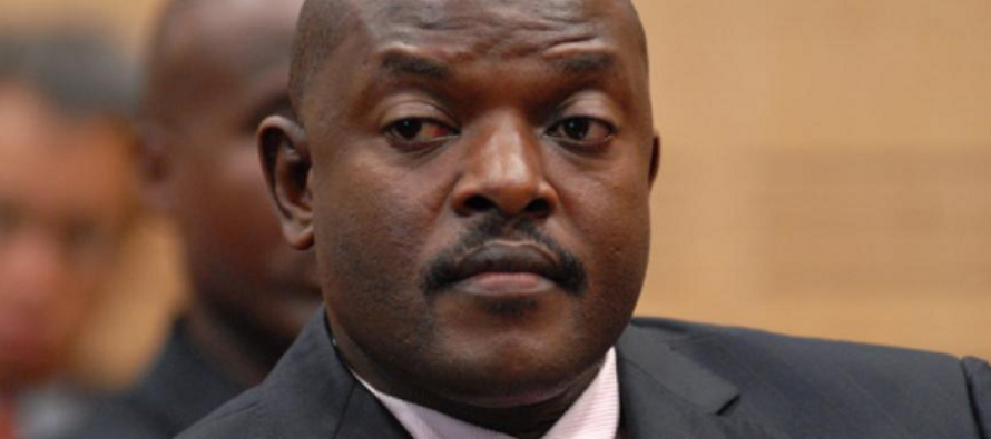 Burundi's leader vows to step down in 2020