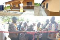V/R: Pencils of Promise hands over classroom block to Henakope