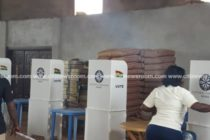 Akatsi South NDC constituency election nearly marred by violence