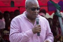 Mahama mocks NPP over Blay buses