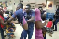 Video update: Policeman in Rambo-style assault of nursing mother arrested