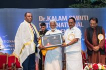 Napo receives Kalam Smriti Int'l Excellence Award for Akufo-Addo