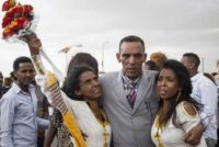 Ethiopian journalist reunited with daughters after 16 years