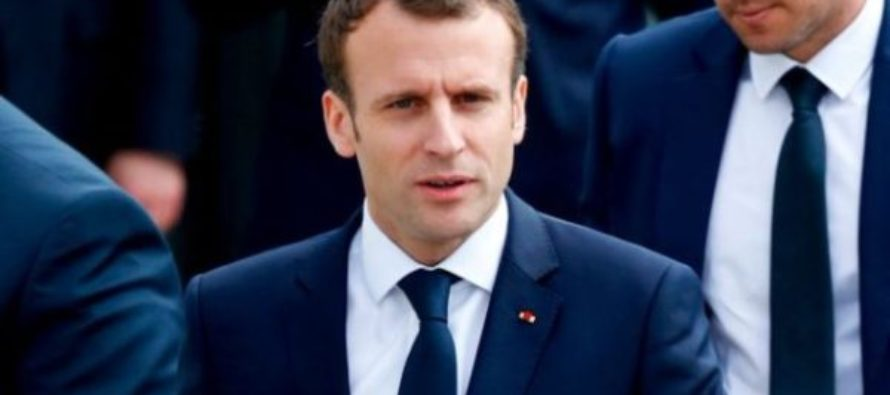 Macron warning on Africa migrant centres