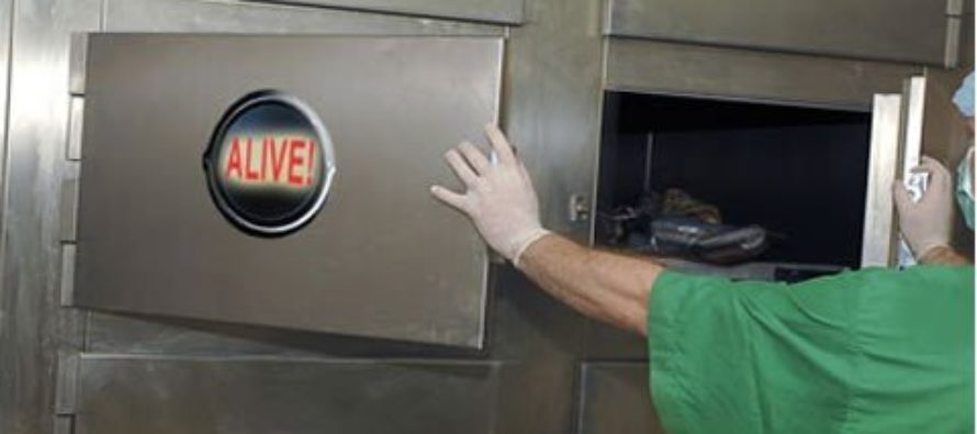 South Africa: 'Dead' woman found alive in morgue