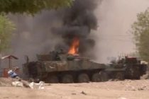 Car bombing targeting French troops kills civilians