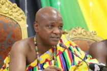 Togbe Afede slams Freddie Blay over 275 buses controversy