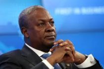 AUDIO: 94 NDC MPs endorse Mahama