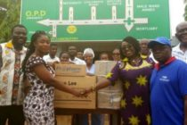 ATADO donates to Ketu South Municipal Hospital