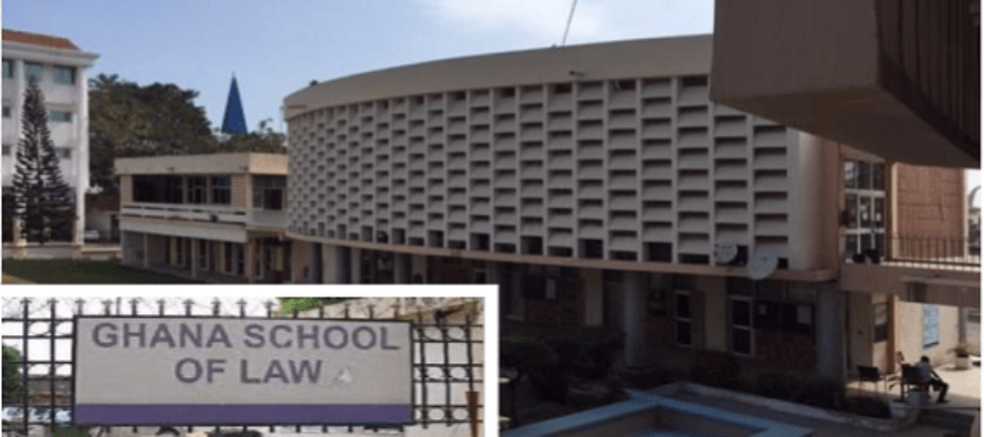Prospective students of Ghana School Law to write another entrance exams
