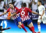 Atletico Madrid beat Real Madrid to win UEFA Super Cup