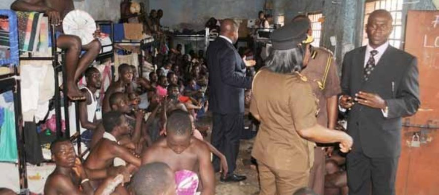 Begging Amidu fruitless – Akufo-Addo vows to complete 2,000-capacity prison