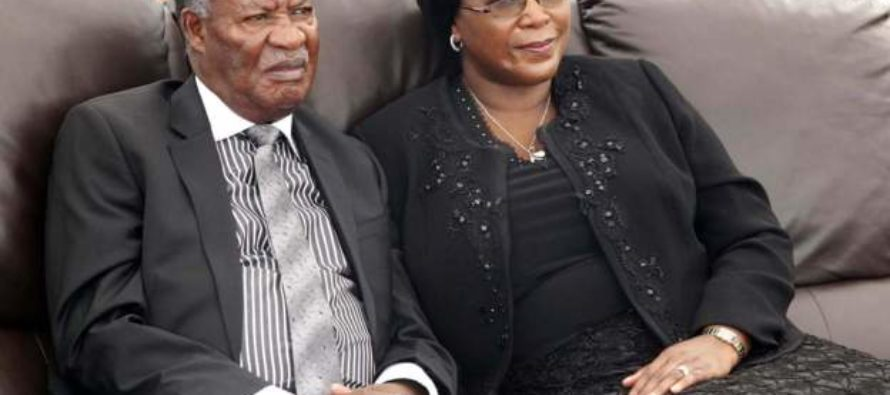 Maids stole ex-Zambian first lady's clothes