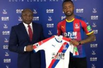 Jordan Ayew seals loan move to Crystal Palace