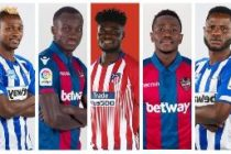 Meet the Ghanaians who will feature in La Liga this season