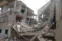 Multi-story building collapses in Nigeria