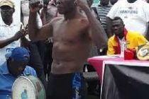 I will take your wife away – Ugandan boxer taunts Allotey