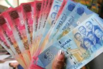 Cedi nears 5 to $1 mark
