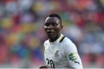 Kwadwo Asamoah not ruled out of Kenya clash – Ghana official