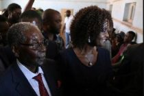 'Thank you for plane, we love you' – Grace and Robert Mugabe to Mnangagwa