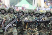 Israeli force trains Ghana's 64 Regiment on counter-terrorism