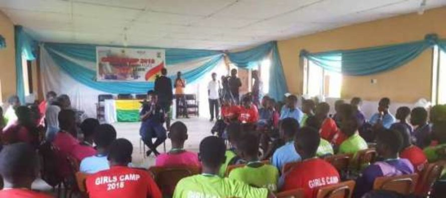 Krachi East Municipal Assembly poised to improve education of girls