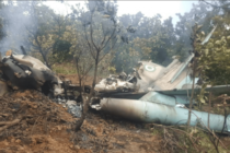Two Nigerian military aircraft collide in Abuja, one dead
