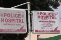Police hosp. opened after fumigation