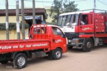 Tax Stamp: GRA seizes truckloads of Coca-Cola products