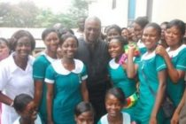 I'll give all nurses jobs in my 2nd coming – Mahama