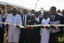 Akufo-Addo opens 225kv Bolga-Ouaga power project