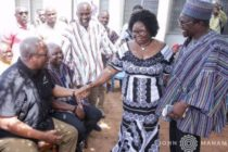 UW/R: Mahama visits Bagbins to mourn with them