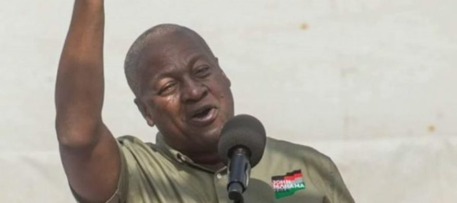 'Is it your business if NDC wants me back?' – Mahama to NPP