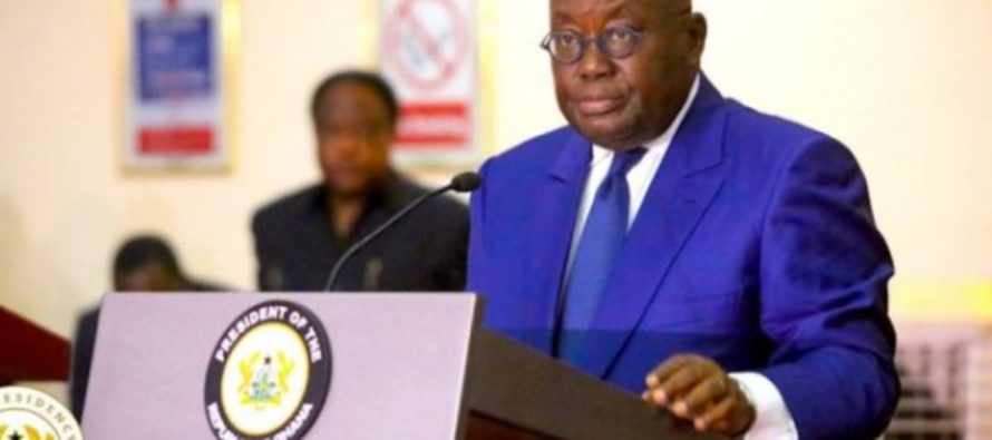 Gov't creating safe, secure cyber society – Akufo-Addo