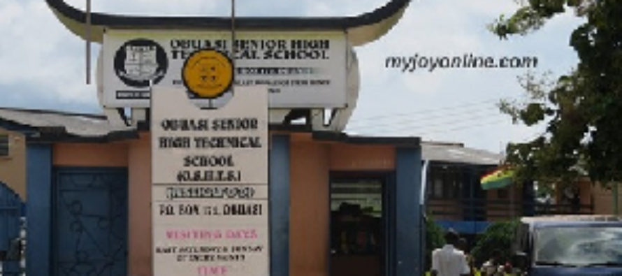 Accused husband, worried wife: Sex scandal and HIV/Aids scare hit Obuasi school