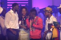 Video: Couple buys first copy of Shatta Wale's album for ¢150,000