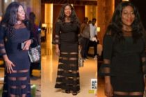 Audio: Tourism Minister replies critics; says her dress is simply sexy