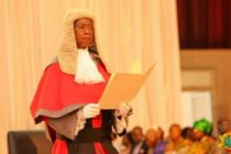 Petition for removal of Chief Justice sent to President