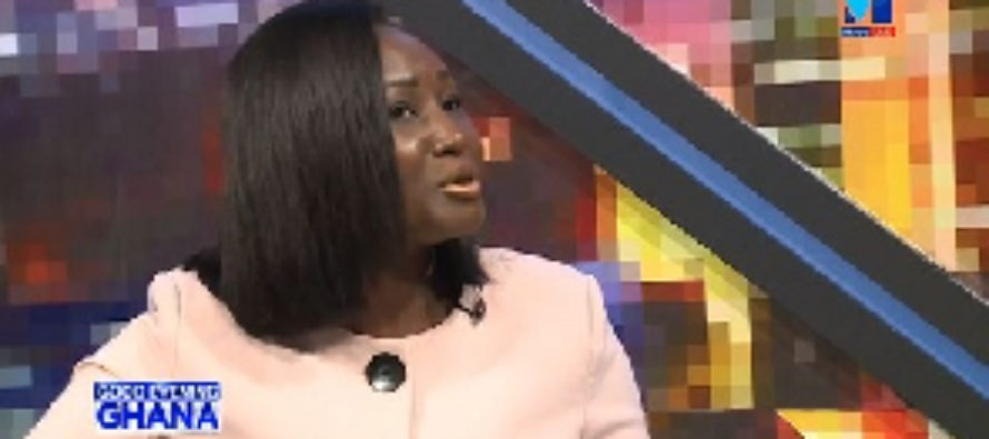 We paid $100,000 to stop screening of Anas video – Nyantakyi's wife confirms